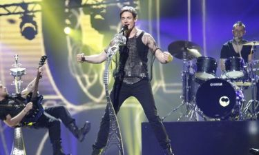 Eurovision 2012: Έπαιξε με την βαρύτητα η Λευκορωσία