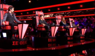The Voice: Απίστευτο! Η πρώην σύζυγος του Μπο στην σκηνή του talent show-Δείτε την